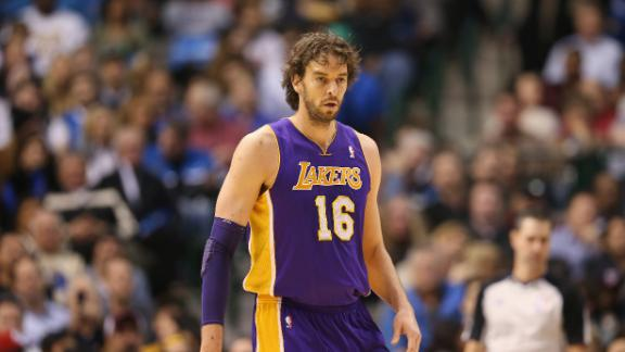 Wolves prez shoots down Lakers' Gasol rumors