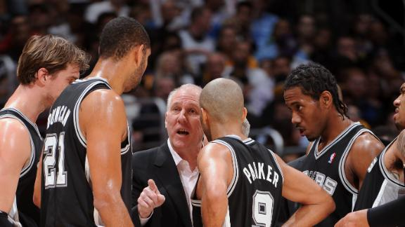 Stern: Spurs rested too many too soon