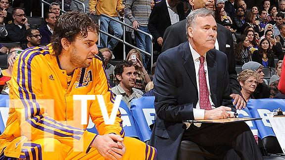 Video - TrueHoop TV: Gasol Latest
