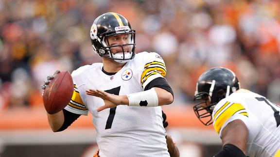 Video - Ben Roethlisberger To Start Sunday