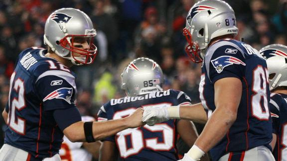 Video - Patriots Look To Take Down Texans