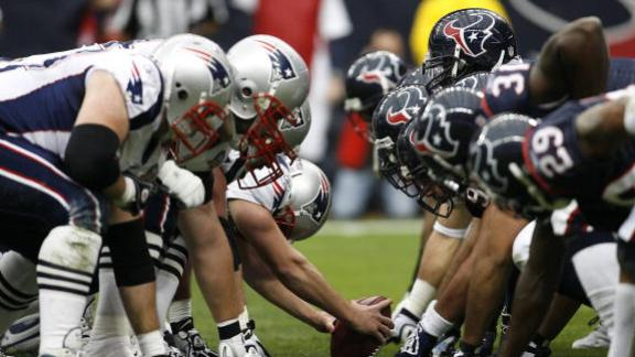 Video - By The Numbers: Texans-Patriots