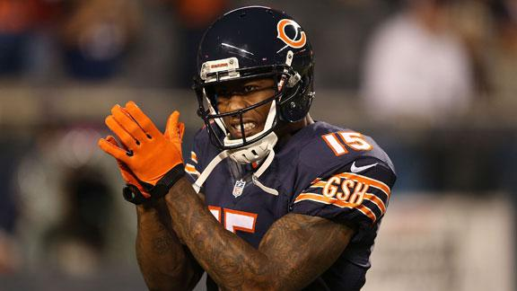 Video - Brandon Marshall Or Bust For Bears WRs
