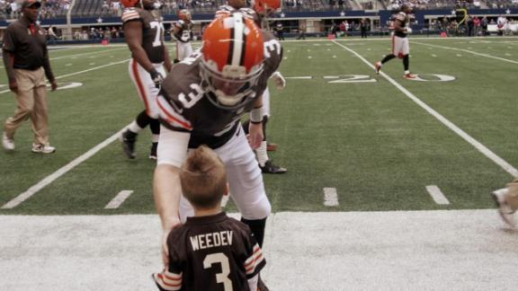 Video - Weeden's Inspiration