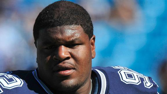 Video - Josh Brent Arrested After Fatal Crash