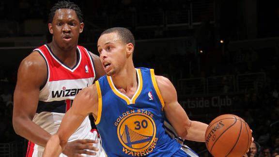 Video - Warriors Hang On For Third Straight Win