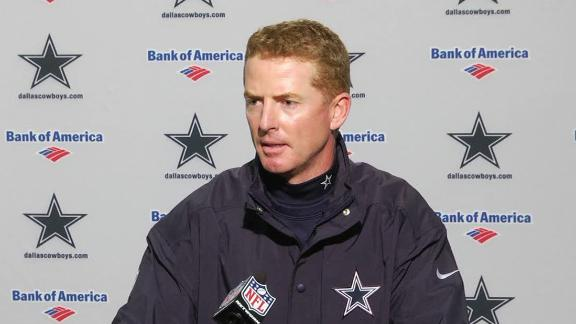 Video - Jason Garrett Remembers Jerry Brown
