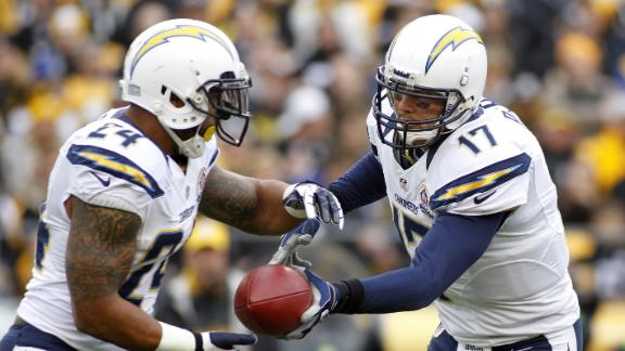 Rapid Reaction: Chargers 34, Steelers 24