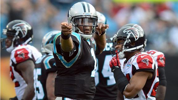 Video - Sunday Blitz: Falcons-Panthers Recap