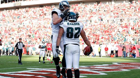 Wrap-up: Eagles 23, Buccaneers 21