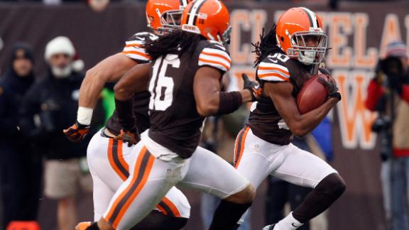 Video - Browns Blow Out Chiefs