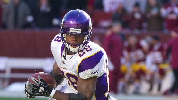 Video - NFL LIVE OT: Adrian Peterson For MVP