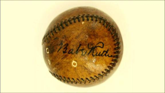 Video - Mint Condition: Babe Ruth Signature Proof