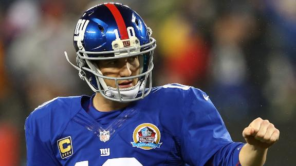 Video - Chances Giants Win NFC East
