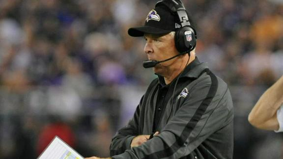 Ravens replace OC Cameron with Caldwell