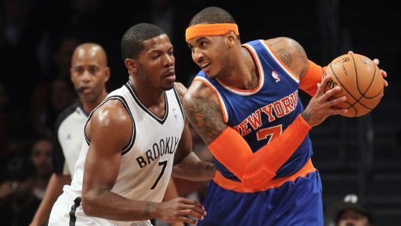 Video - Money Talks: Knicks-Net Rivalry