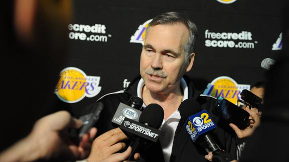 Video - D'Antoni Flips Out On Reporter After Loss