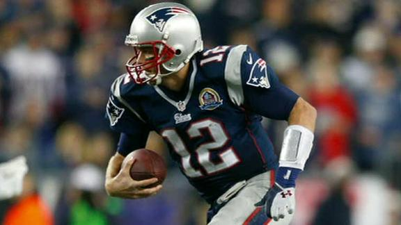 Tom Brady: I'm no RG3, but I can run for a first down
