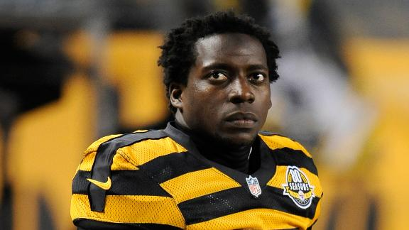 Steelers suspend RB Mendenhall for one game