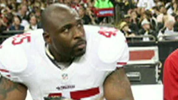 Video - 49ers Suspend Brandon Jacobs