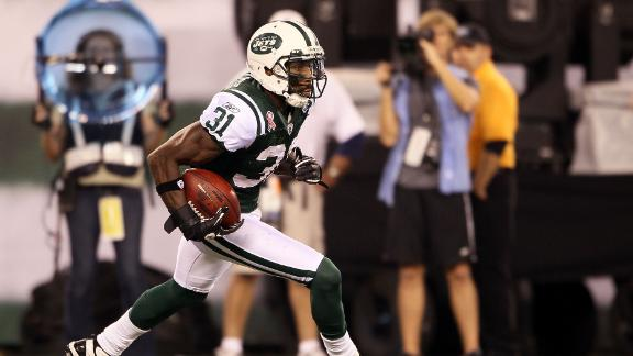 Jets 'optimistic' Edwards will play Monday
