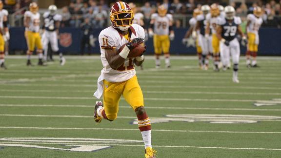 Video - NFL32OT: Redskins On Playoff Push