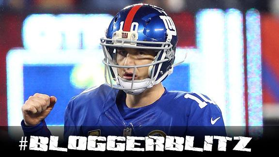 Video - Blogger Blitz: Giants Have A Tough Road