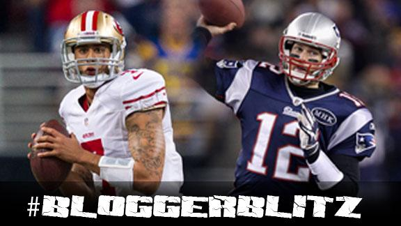 Video - Blogger Blitz: 49ers at Patriots