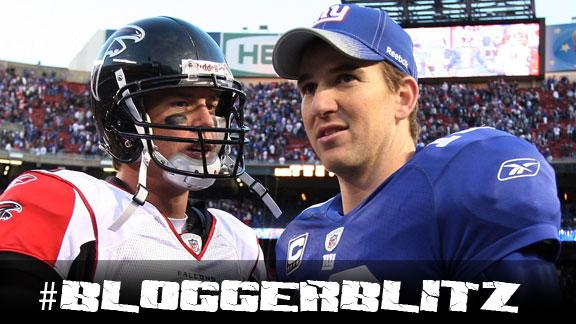Video - Blogger Blitz: Giants-Falcons Preview
