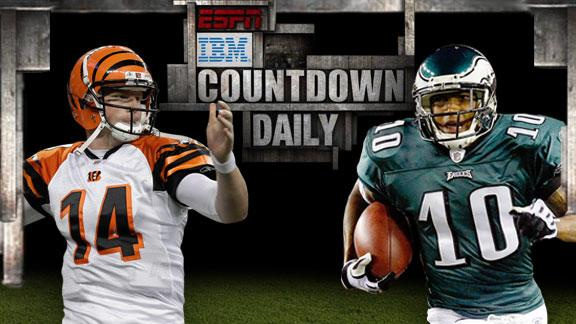Video - Countdown Daily AccuScore:CIN-PHI