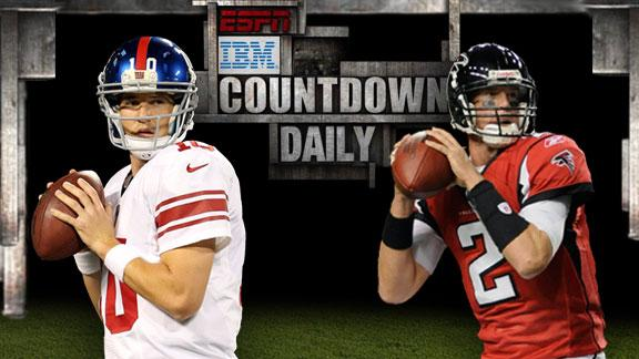 Video - Countdown Daily AccuScore: NYG-ATL