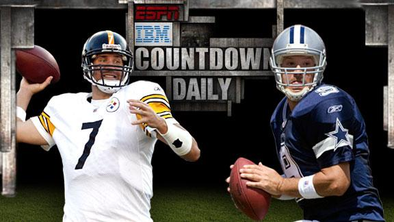 Video - Countdown Daily AccuScore: PIT-DAL