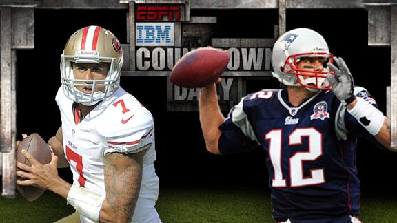 AccuScore: 49ers-Patriots preview