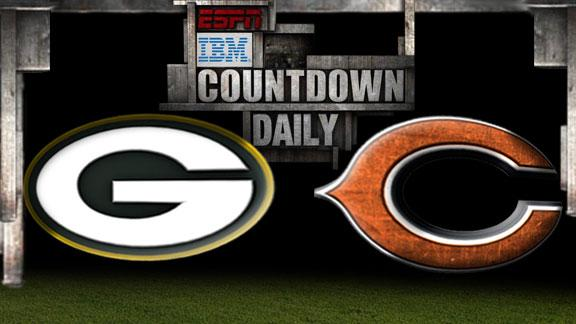 Video - Countdown Daily Prediction: Packers-Bears