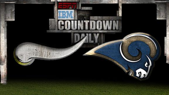 Video - Countdown Daily Prediction: Vikings-Rams
