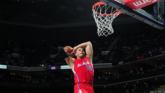 Video - Griffin, Paul Help Clippers To Eighth Straight Win