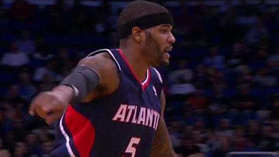 Video - Hawks Hold Off Magic, 86-80