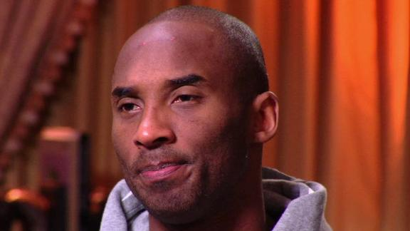 Video - Kobe Bryant Convo Part 1