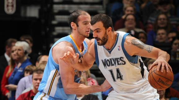 Video - Timberwolves Hold Off Nuggets