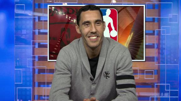 Video - Prigioni On Knicks' Early Success
