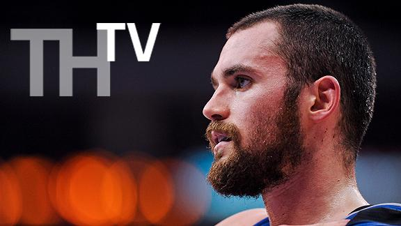 Video - TrueHoop TV: Kevin Love