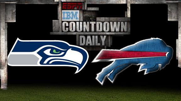 Video - Countdown Daily Prediction: Seahawks-Bills