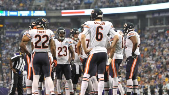 Video - What's Wrong With the Bears Offense?