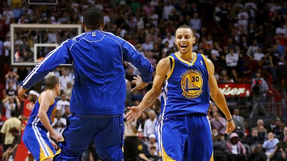Video - Warriors Off To Great Start