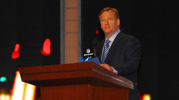 Video - Problem With Goodell Not Admitting He Is Wrong?