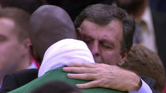 Video - Emotional Victory For Rockets