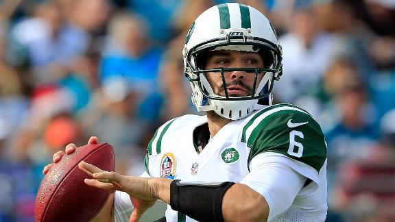 Video - Mark Sanchez's Struggles