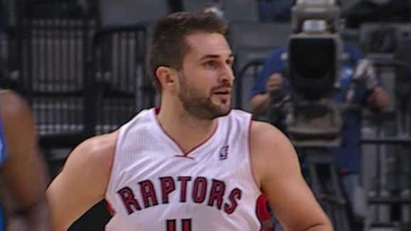 Video - Short-Handed Raptors Top Mavs