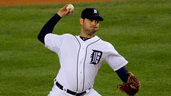 Video - Anibal Sanchez Stays With Tigers