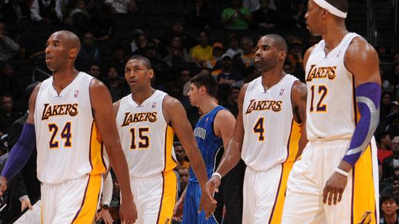 Video - Can The Lakers Fix Their Problems?